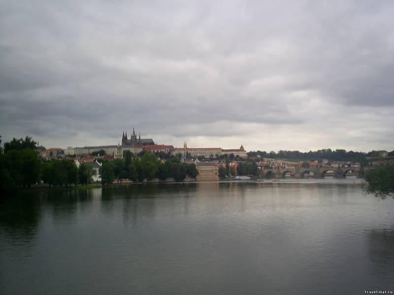 Карлов Мост и Градчаны