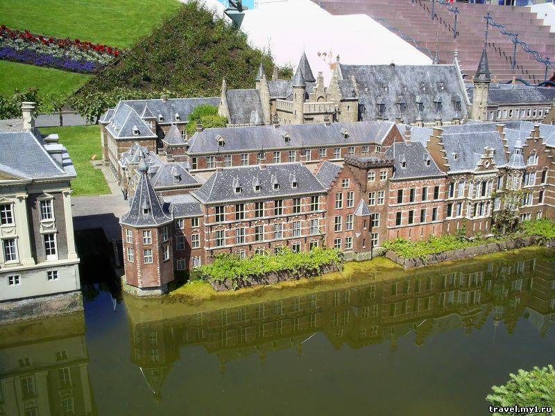 Королевский дворец нордейнде (paleis noordeinde) описание и фото